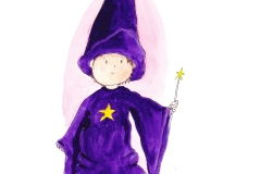 de kleine tovenaar